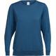 Icebreaker Mira Longsleeve Shirt Women blue